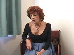 Grandmother, Granny, Horny, Mature, Naughty, Old