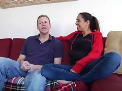 Charming Francesca Le And Mark Wood Talk Dirty In A Reality Story porn tube video