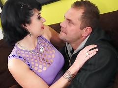 Mouthwatering Nacho Vidal And Amanda X Go Hardcore