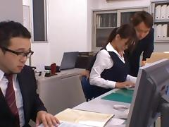 A Hard Fuck At The Office Picks Up Her Afternoon Production tube porn video