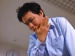 Nana Nanaumi Japanese teacher rough sex tube porn video