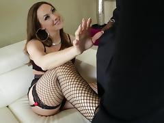 Amazing Lexington Steele And Chanel Preston Go Hardcore tube porn video