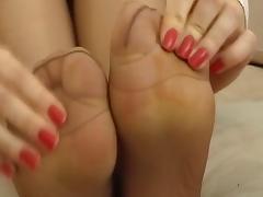 Feet, Feet, Nylon