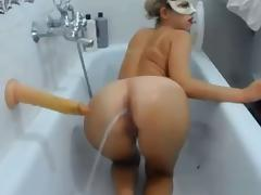 Domina enema tube porn video