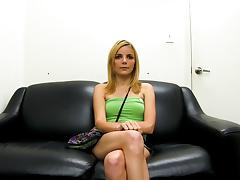 Backroom, Audition, Backroom, Backstage, Big Cock, Blonde