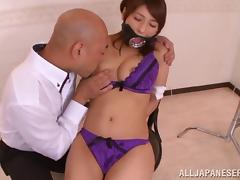 Incredible sex with the gorgeous Japanese babe Nami Hoshino
