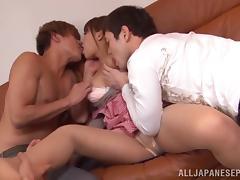 Mom and Boy, Anal, Asian, Ass, Ass Licking, Assfucking