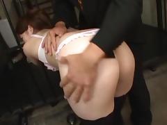 Anal Sex Loving MILF Yuu Kawakami Gets An Anal Creampie tube porn video