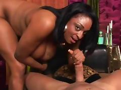 Busty Hot Stripper