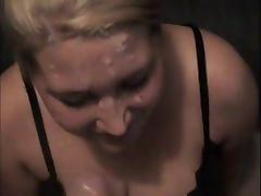 Well rounded girlfriend facial 3