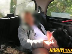 HornyTaxi Suck my cock or walk home