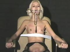 Extreme, BDSM, Blonde, Boobs, Extreme, Fetish