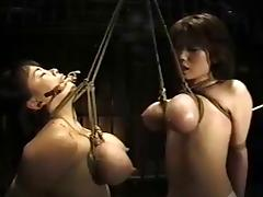 Bound, Asian, BDSM, Bondage, Bound, Double