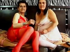 Granny s lesbo en web camera two tube porn video