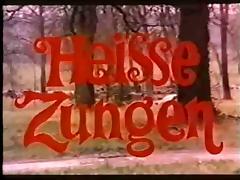 Classic, Classic, Gangbang, German, Vintage, 1980