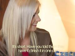 Czech Mature teacher eats juices of MILF with huge boobs tube porn video