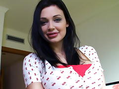 Aletta Ocean best handjob ever! porn tube video