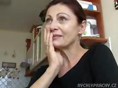Amateur, Amateur, Facial, Mature, Old, Czech