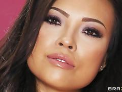 Asian Pussy Takes An American Dick For A Fuck porn tube video