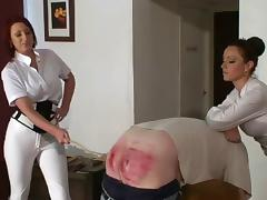 Just caning tube porn video