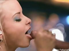 Intimate Blowjob From Gorgeous Girl