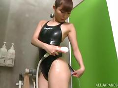 Divine Asian Dame Showcasing Her Hot Ass In A POV Shoot