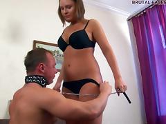 Brutal-FaceSitting Video: Milena tube porn video