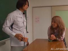Japanese College Student Fuck Inside The Classroom tube porn video