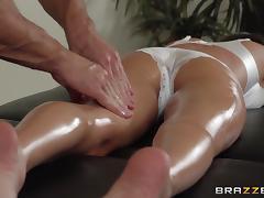 Massage, Couple, Deepthroat, Hardcore, Massage, Panties