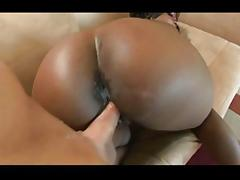 Selling the house with her ass