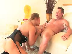 aurora snow gets her tight