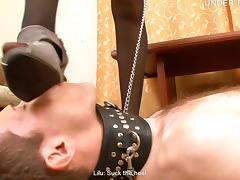 Under-Feet Video: Lilu