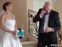 Hardcore CFNM reality scene with charming bride Jenni Lee porn tube video