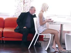 Boss, 18 19 Teens, Big Cock, Big Tits, Blonde, Blowjob