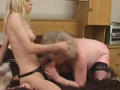 A couple of Brit lesbians 1 tube porn video