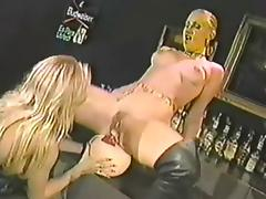 Blonde Lesbians: Nikki Shane & Sahara Sands