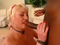 granny dana takes the cock