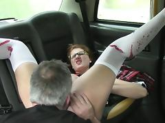 Car, Amateur, Anal, Ass, Ass Licking, Assfucking