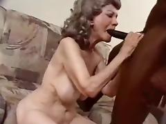 Sex granny interracial