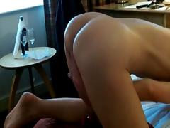 Milf takes cock anal deep