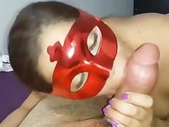 Maked Latin Babe Wife With Outstanding Large Arse Screwed