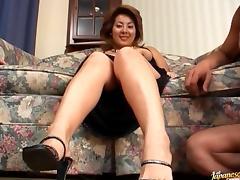 Erika Himemiya Japanese babe has mature sex tube porn video