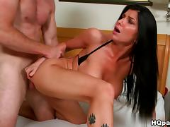 MilfHunter - Frontal wedge