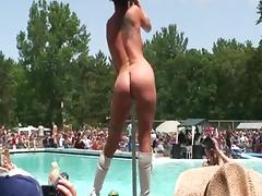 American, Amateur, American, Club, Dance, Nude