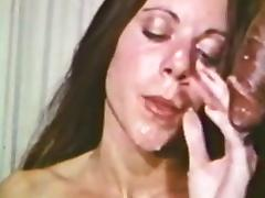 Vintage Shower and Then A Nice Facial