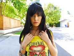 Crazy Sadie West porn tube video