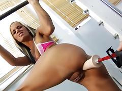 Three stages of sex machines. porn tube video