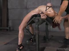Bound, BDSM, Bondage, Bound, Brunette, MILF