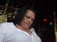 Chubby german mature fucked in a bar porn tube video