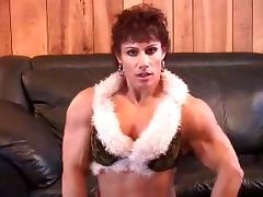 Bodybuilder, Amateur, Femdom, Mature, Muscle, Softcore
